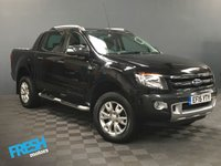 USED 2014 15 FORD RANGER 3.2 WILDTRAK 4X4 DCB TDCI 4d AUTO  * 0% Deposit Finance Available