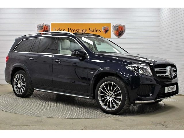 USED 2019 19 MERCEDES-BENZ GLS  3.0 GLS350d V6 Grand Edition G-Tronic 4MATIC (s/s) 5dr *NEW CAR*ENT PACK*DRIVE PACK+*