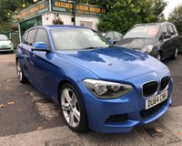 USED 2014 64 BMW 1 SERIES 1.6 116I M SPORT 5d 135 BHP