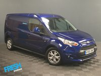 USED 2015 65 FORD TRANSIT CONNECT 1.6 240 LIMITED L2H1 * 0% Deposit Finance Available