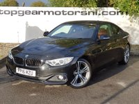 USED 2016 16 BMW 4 SERIES 420D SPORT  AUTO 2.0 190 BHP *OVER 85 VEHICLES IN STOCK* CAN BE KITTED FOR EXTRA