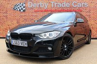 USED 2013 M BMW 3 SERIES 2.0 320D M SPORT TOURING 5d AUTO 181 BHP