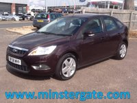 USED 2008 58 FORD FOCUS 1.6 STYLE 5d 100 BHP * 81000 MILES * 81000 MILES
