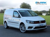 USED 2018 68 VOLKSWAGEN CADDY MAXI 2.0 C20 TDI HIGHLINE 1d 101 BHP Stunning Van  - 18 Inch Wheels - Sat Nav - Highline - Low Mileage - Immaculate