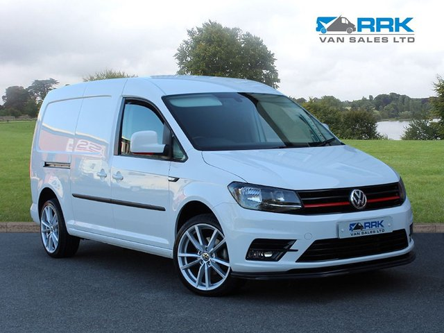 2018 68 VOLKSWAGEN CADDY MAXI 2.0 C20 TDI HIGHLINE 1d 101 BHP