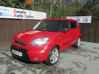 USED 2010 59 KIA SOUL 1.6 SAMBA 5d 125 BHP FINANCE AVAILABLE FROM £32 PER WEEK OVER TWO YEARS - SEE FINANCE LINK FOR DETAILS