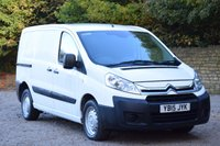2015 CITROEN DISPATCH 2.0 1200 L1H1 HDI  126 BHP £5450.00