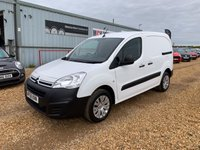 2018 CITROEN BERLINGO 1.6 850 ENTERPRISE L1 BLUEHDI 1d 98 BHP £8990.00