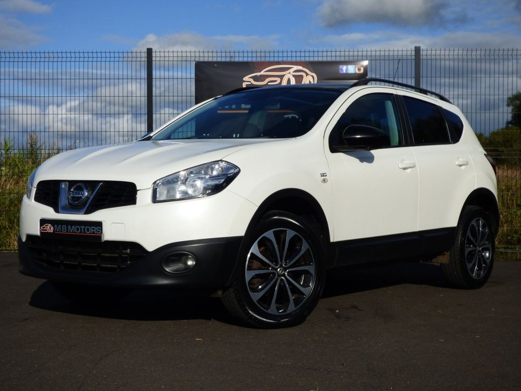 USED 2013 NISSAN QASHQAI 360 1.6 DCI IS 5d 130 BHP