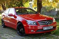 USED 2009 59 MERCEDES-BENZ CLC CLASS CLC 200 CDI SPORT AUTO [122 BHP] 3 DOOR COUPE