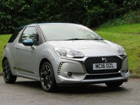 USED 2016 16 DS DS 3 1.2 PURETECH ELEGANCE S/S 3d 109 BHP FULL DEALER SERVICE HISTORY!
