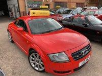 USED 2004 54 AUDI TT 1.8 QUATTRO 3d 221 BHP