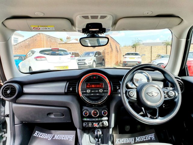 MINI HATCH ONE at Kiteley Motors