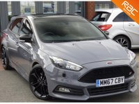 USED 2017 67 FORD FOCUS 2.0 ST-3 TDCI 5d 183 BHP