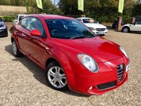2011 ALFA ROMEO MITO 1.4 SPRINT 16V 3d 77 BHP £3600.00