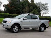 USED 2012 FORD RANGER 2.2 LIMITED 4X4 DCB TDCI 4d 148 BHP