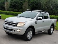 2012 FORD RANGER 2.2 LIMITED 4X4 DCB TDCI 4d 148 BHP SOLD