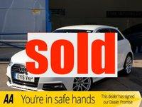 2015 AUDI A1 1.6 TDI S LINE 3d 114 BHP £10291.00