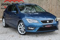 USED 2014 64 SEAT LEON 1.4 TSI FR TECHNOLOGY 5d 140 BHP