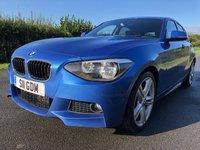 2014 BMW 1 SERIES 2.0 120D M SPORT 5d 181 BHP £8495.00