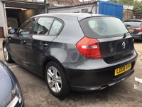 USED 2008 08 BMW 1 SERIES 1.6 116I SE 5d 121 BHP
