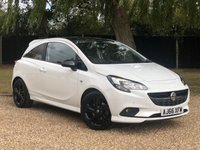 USED 2016 66 VAUXHALL CORSA 1.0 T Ecoflex Limited Edition 1 OWNER, STUNNING CAR