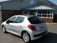 USED 2008 08 PEUGEOT 207 1.6 SPORT 5d 108 BHP Peugeot 1.6 HDI 5 door Sport. 70,000 miles with a full service history, cam belt will be changed when sold. Long MOT. Great MPG.