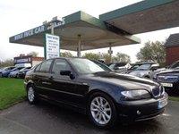 2004 BMW 3 SERIES 2.0 320D ES 4d 148 BHP £1695.00