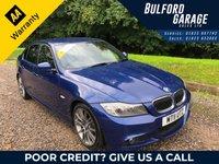 2011 BMW 3 SERIES 2.0 318I SPORT PLUS EDITION 4d 141 BHP £6785.00