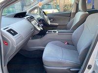 USED 2013 13 TOYOTA PRIUS PLUS 1.8L 5d 99 BHP ULEZ Free, PCO READY, 7 SEATS, 6m Warranty, NEW MOT, Finance