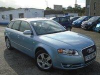 2005 AUDI A4 2.0 TDI SE 5d 140 BHP £3495.00