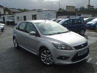 2010 FORD FOCUS 1.6 ZETEC S S/S 5d 113 BHP £3995.00