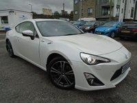 2013 TOYOTA GT86 2.0 D-4S 2d AUTO 197 BHP £12595.00
