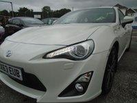 USED 2013 63 TOYOTA GT86 2.0 D-4S 2d AUTO 197 BHP RECENT MOT+NEW SERVICE