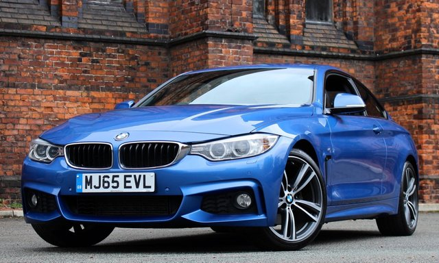 2015 65 BMW 4 SERIES 2.0 420D M SPORT 2d AUTO 188 BHP [ PRO MEDIA ]