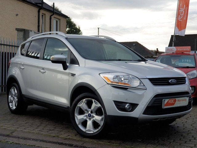 USED 2011 11 FORD KUGA 2.0 TITANIUM TDCI AWD 5d AUTO 163 BHP PLEASE CALL IF YOU CANT SEE WHAT YOU ARE AFTER . WE WILL CHECK OUR OTHER BRANCHES FOR YOU . WE HAVE OVER 100 CARS IN GROUP STOCK
