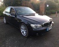 2007 BMW 7 SERIES 2.5 730D SPORT 4d AUTO 228 BHP £5499.00