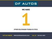 USED 2008 58 VOLKSWAGEN TOURAN 1.9 S TDI 5d 103 BHP