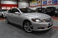 USED 2010 10 LEXUS GS 3.5 450H SE-L 4d AUTO 345 BHP