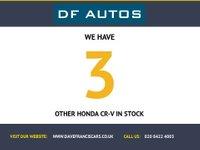 USED 2006 06 HONDA CR-V 2.0 I-VTEC SPORT 5d 148 BHP