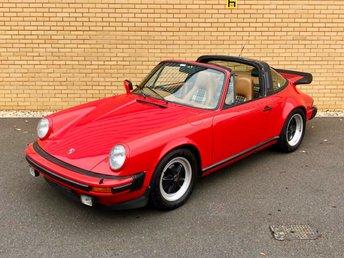1976 PORSCHE 911 Carrera 3 Targa // 3.0L // Sportomatic (Semi auto) // Px swap  £59990.00