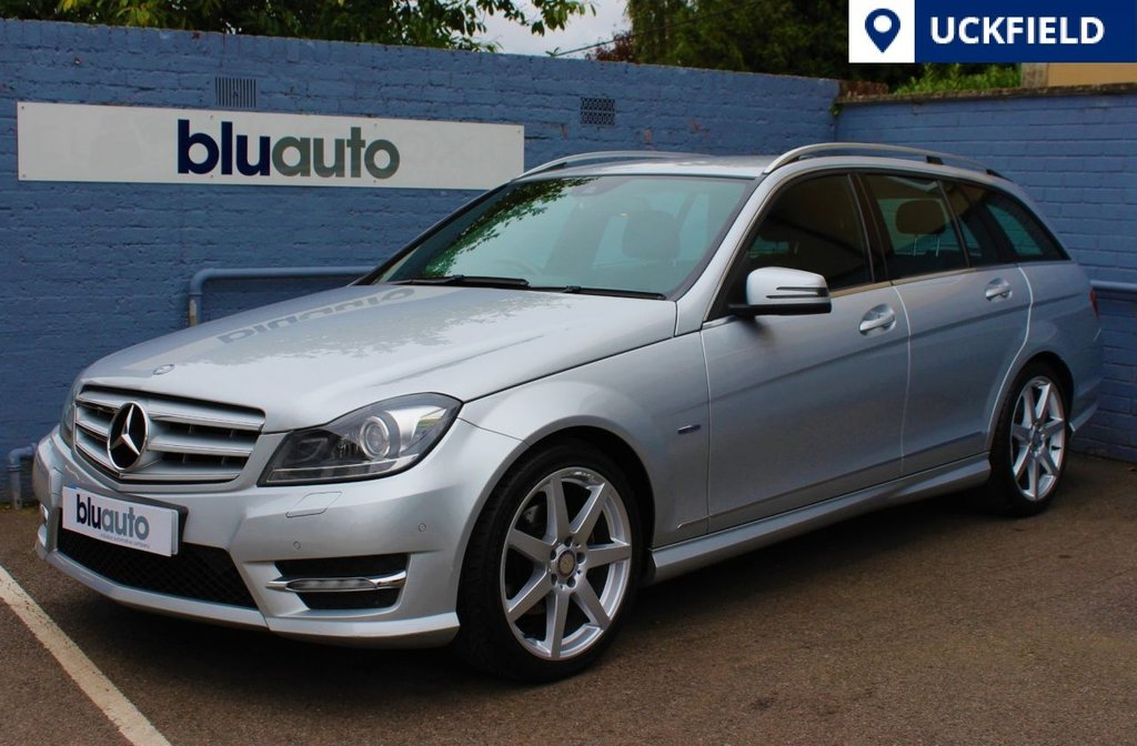 USED 2012 12 MERCEDES-BENZ C 250 2.1 CDI BLUE EFFICIENCY SPORT 5d AUTO 202 BHP 2 Owners, Full Merc History, Power Tailgate, Dual Climate & Cruise Control, Part Leather Interior, Electric Seats, Bluetooth/USB/AUX Connectivity, Folding Mirrors, F/R Sensors, Automatic Lights