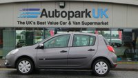 USED 2011 11 RENAULT CLIO 1.1 BIZU 5d 75 BHP LOW DEPOSIT OR NO DEPOSIT FINANCE AVAILABLE
