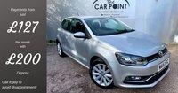 USED 2016 16 VOLKSWAGEN POLO 1.0 SE 3d 60 BHP
