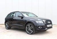 USED 2012 12 AUDI Q5 2.0 TDI QUATTRO S LINE SPECIAL EDITION 5d AUTO 170 BHP
