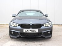 USED 2017 17 BMW 4 SERIES 2.0 420D M SPORT GRAN COUPE 4d AUTO 188 BHP