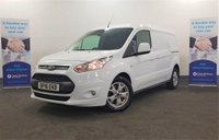 USED 2016 16 FORD TRANSIT CONNECT 1.6 TDCi 240 LIMITED 115 BHP LONG WHEEL BASE in White with Air Conditioning, Cruise Control, Bluetooth, DAB Radio, Climate Control, Rear Parking Sensors and lots more ** Drive Away Today** Over The Phone Low Rate Finance Available, Just Call us on 01709 866668 **
