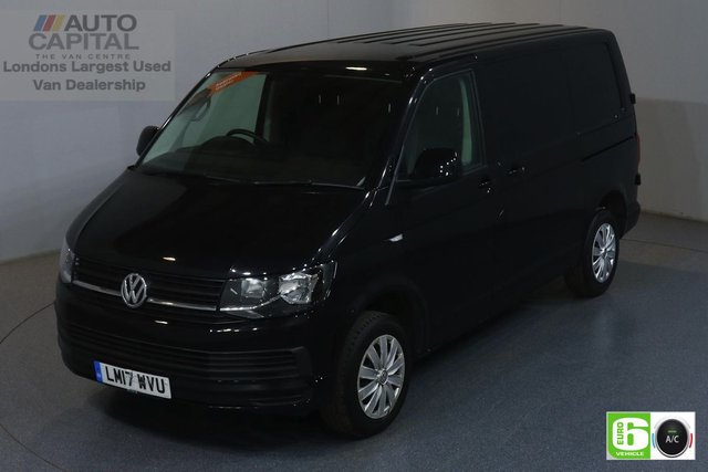 2017 17 VOLKSWAGEN TRANSPORTER 2.0 T28 TDI TRENDLINE 101 BHP SWB EURO 6 ENGINE AIR CON, REAR PARKING SENSORS