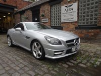 2012 MERCEDES-BENZ SLK 2.1 SLK250 CDI BLUEEFFICIENCY AMG SPORT 2d AUTO 204 BHP £10995.00
