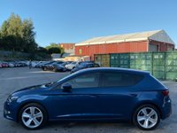 USED 2015 15 SEAT LEON 2.0 TDI CR CR FR (Tech Pack) (s/s) 5dr JustServiced/Xenon/ DAB
